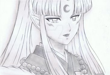 Sesshomaru's Mother 4 by Anime019se