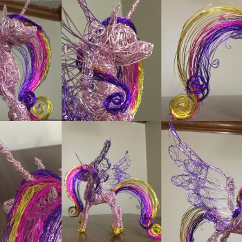 Princess Cadance details by shottsy85