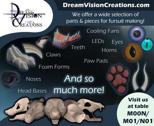 Anthrocon Ad by DreamVisionCreations
