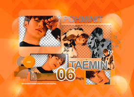 +Pack Png SHINee|Taemin by Pohminit