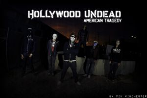 Hollywood Undead Wallpaper by undeadmarked