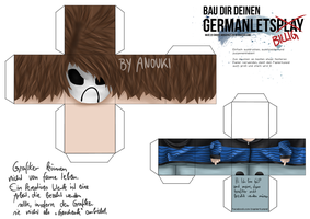 Craft your GermanLetsPlay! by anouki-morgenstern
