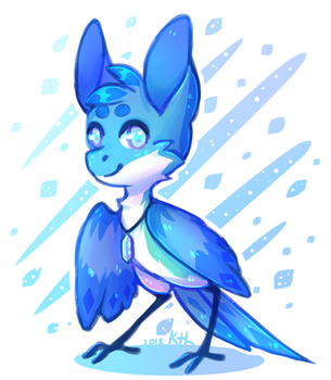 For the Tori Daily raffle by KetLike