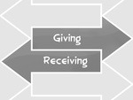 Giving and Receiving 2 by NinjaSaus