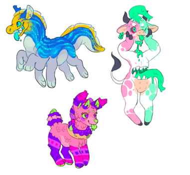 Adopts (closed) by Cyboogs