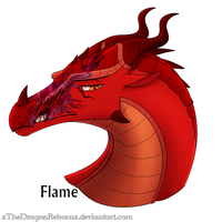 WoF H-a-D Day 22 - Flame by xTheDragonRebornx