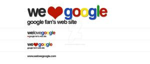 We Love Google by ahmetkaplan