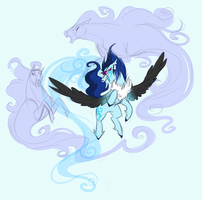Dancing with the Wind by Sutexii