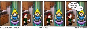 The Power by SketchyAntics