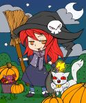 Halloween Coloring Contest Entry by Dragunnity