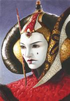 Queen Amidala by Dangerous-Beauty778
