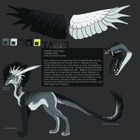 Tazer Reference V.3 by Krysiilys