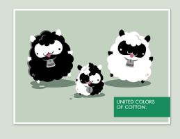 United Colors of Cotton by SquidPig