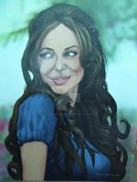 Angelina Jolie Tribute by Shannon-Gaspich-1981