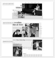fansite header pack 005# by aefruse