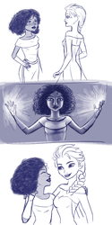 Frozen 2 Idea Stuff Or Whatever by DragonsLover1