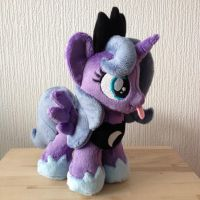 Plushie Filly Princess Luna by Burgunzik