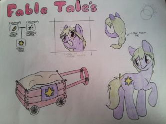 CnL-Fable Tales by MaleticAnimeWatcher