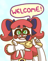 Welcome to the Circus! {FNAF SL} by FuntimeRobotics