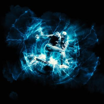 Gif Animated Energy Light Effects Photoshop Action by GraphicAssets