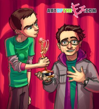 Emmys Big Bang Theory Style by The-Ez