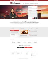 Best Lawyer Vegas Web Design by vasiligfx