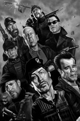 My Parody of the Expendables by rommel3075