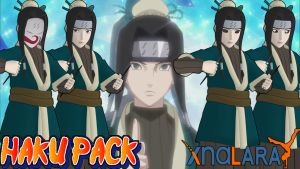 Naruto UNS3 - Haku Pack FOR XPS by ASideOfChidori