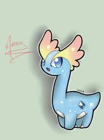 Pokemon X and Y: Amaura