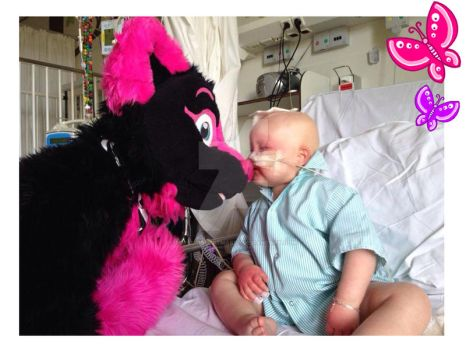 This is why I have Pinky, This is why I suit. by FurryFursuitMaker