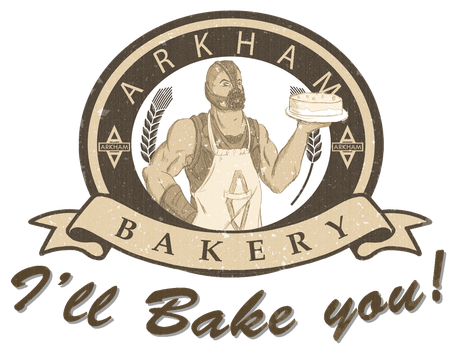 Arkham Bakery by KurtLeon