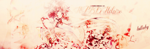 HPBD Heloise Flora-Sakura Gift#Cover Zing by me by LyShii