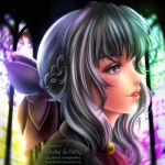 Commission: Portrait by galia-and-kitty