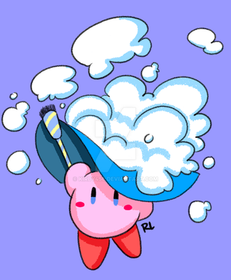 Bubble by kirby456