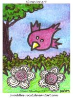 Flying Low  ATC 26 by Quaddles-Roost