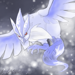 Shiny Articuno by AudGreen