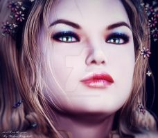 I am the queen by sallymalene