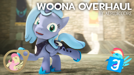 [DL] Woona Overhaul by AeridicCore