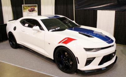 Camaro Z28 by boogster11