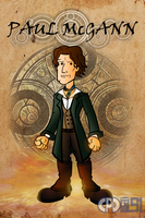 8th Doctor Time War by CPD-91