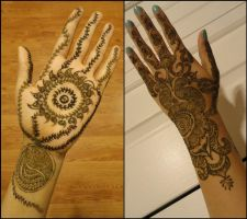 Eid Henna Aug 2012 by A-w0man