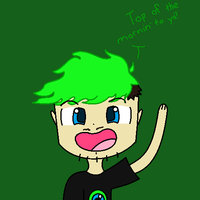 Jack Drawing #63574687357734 by LasagnaTheTrashcan