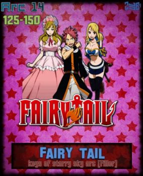 Fairy Tail Arc 14 - keys of starry sky arc by Zule21
