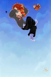 Ron Jumps by Anante