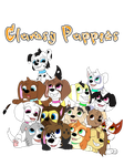 Meet the Clumsy Puppies! by ModderFoxy