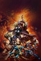 NEW AVENGERS 21 by Summerset