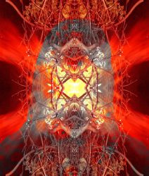 Spontaneous human combustion by IcarusIamArt