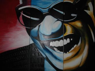 Ray Charles by Epozz