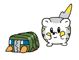 SAI: Charjabug and Togedemaru