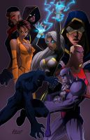 Some of my favorite Black heros  by 2Raw4life